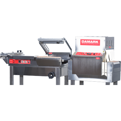 Semi-Automatic Shrink Wrapping Equipment